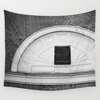 theatre Wall Tapestries featuring Theatre in a Wall by cinema4design