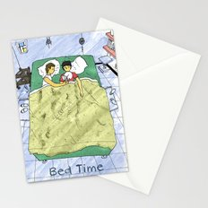 Bed time #2 Stationery Cards