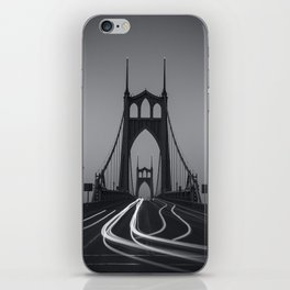 St. Johns Monotone iPhone Skin