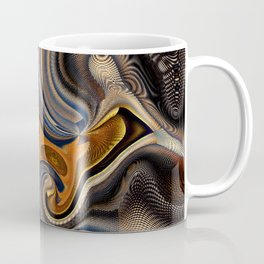 earthquake Coffee Mug