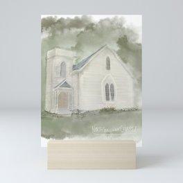North Village Chapel (II) Mini Art Print