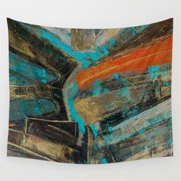 Pendulum Wall Tapestry