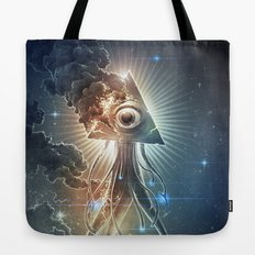 War Of The Worlds II. Tote Bag