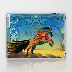 The Wind of Time (Red Horse) Laptop & iPad Skin
