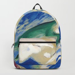 "Franz Marc ""Gemsen (Chamoises)"" Backpack"
