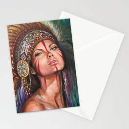 Sioux  Stationery Cards
