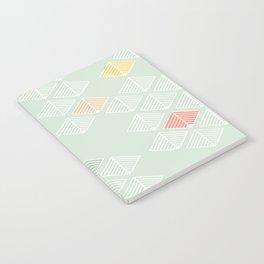 Japanese Pattern: Spring Notebook