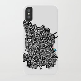 ABC Dream iPhone Case