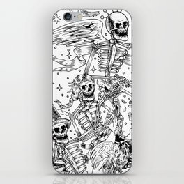 Democratic Dead iPhone Skin