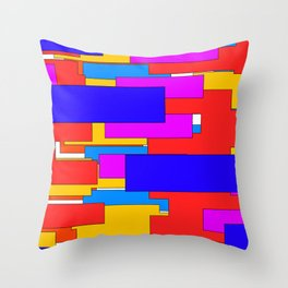 isolating Throw Pillow