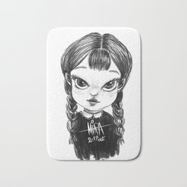 Little Girl Bath Mat