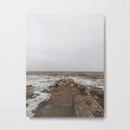 Winter sea 2 Metal Print