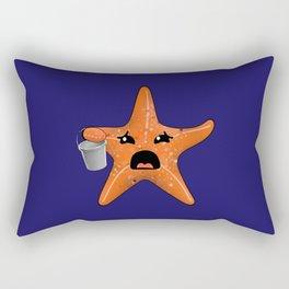STARving artFISH Rectangular Pillow