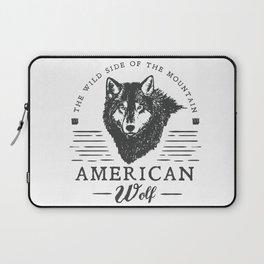 American Wolf Laptop Sleeve