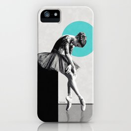 The dancer ... iPhone Case
