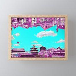 marcopolo with no echo Framed Mini Art Print