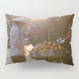 Vietnam Streets Pillow Sham