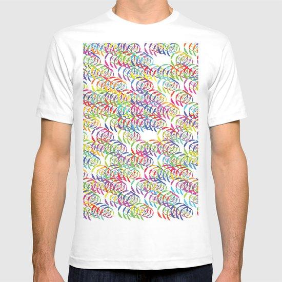 Candy Spirals T-shirt