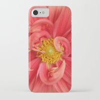 dahlia iPhone & iPod Cases featuring Dahlia by KunstFabrik_StaticMovement Manu Jobst