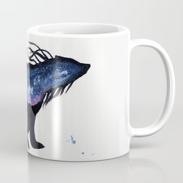 Milky Way Bear Coffee Mug