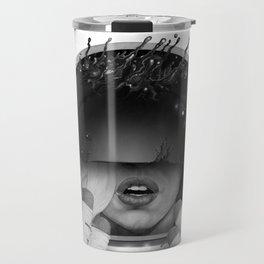 Space Noir Travel Mug