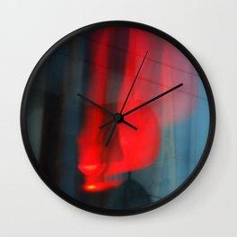Sinal Fechado Wall Clock