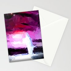 Delphin in Action. Stationery Cards