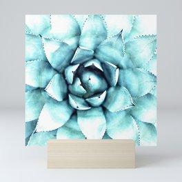 Succulent - A Watercolour Mandala Mini Art Print