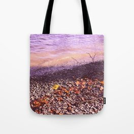 Lake Windermere Shore, The Lake District - Nature Photography Tote Bag