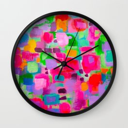 Bundle of Joy Wall Clock