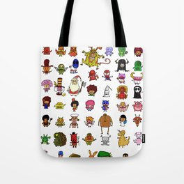 LittleWeirdos Tote Bag