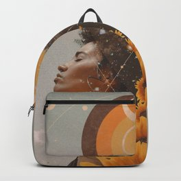 Bloom from within Backpack