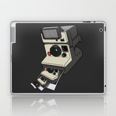 Cam-ception (continuous snapshot) Laptop & iPad Skin