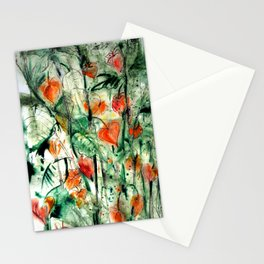 Physalis #3 Stationery Cards