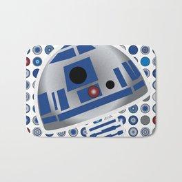 R2-D2 Bath Mat