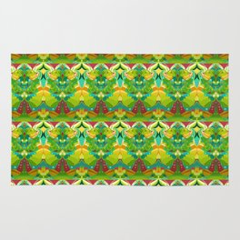 Flourish: Pattern Rug