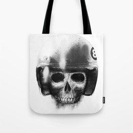 death racer Tote Bag