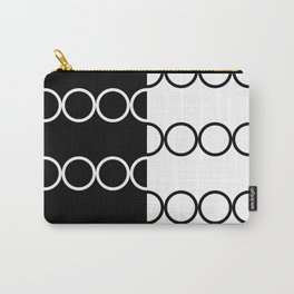 Black 'n White Carry-All Pouch