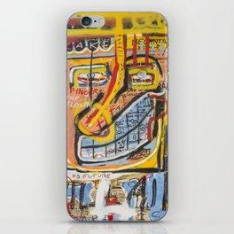 Donald Trampa iPhone Skin