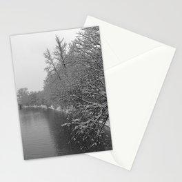 Svisloch river Stationery Cards
