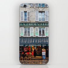 Streets of Paris iPhone & iPod Skin