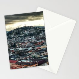 City of Clouds Stationery Cards
