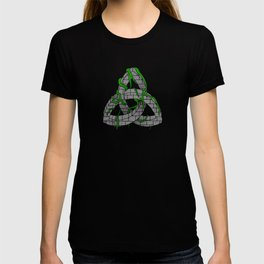 Weathered Celtic Trinity Knot T-shirt