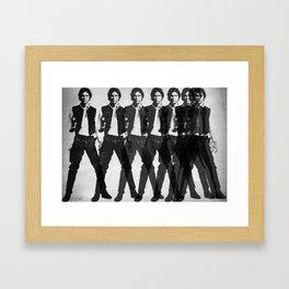 Octo Harrison  Framed Art Print