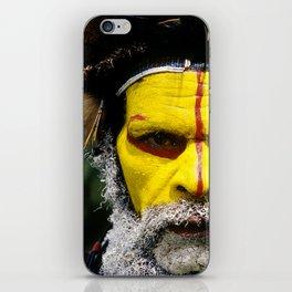 Papua New Guinea: Huli Wigman iPhone Skin
