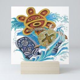 Taino/Arawak Mini Art Print