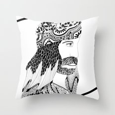 RESURRECCIÓN Throw Pillow