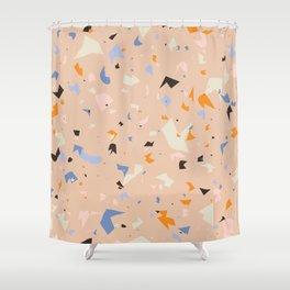 Terrazzo 004 Shower Curtain