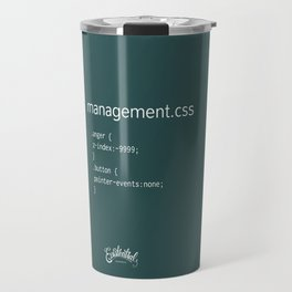 anger_management.css Travel Mug