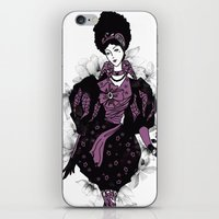 baroque iPhone & iPod Skins featuring Baroque by ESZAdesign™